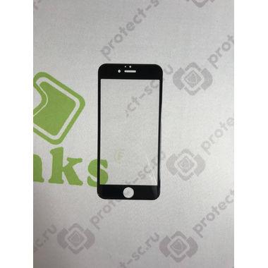 Benks Защитное стекло на iPhone 6/6S Черное 3D KR+Pro, фото №7