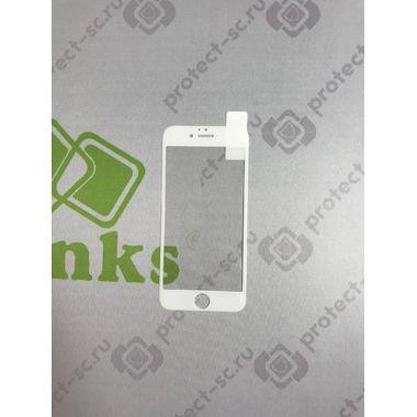 Benks Защитное стекло на iPhone 6/6S Белое 3D KR+Pro, фото №6