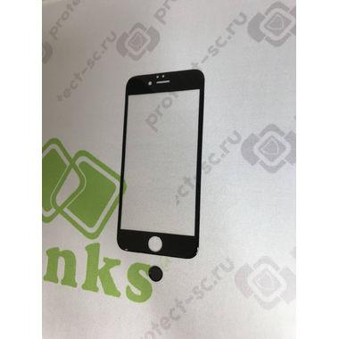 Benks Защитное стекло на iPhone 6 6S 3D King Kong Черное, фото №7