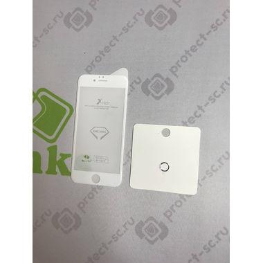 Benks Защитное стекло на iPhone 6 6S 3D King Kong Белое, фото №6