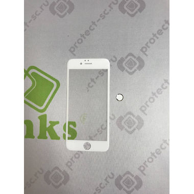 Benks Защитное стекло на iPhone 6 6S 3D King Kong Белое, фото №7