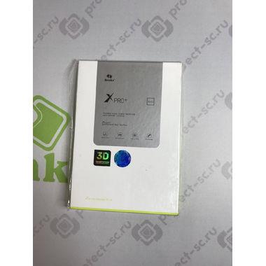 Benks Защитное стекло на iPhone 6 Plus | 6S Plus черная рамка 3D King Kong, фото №3