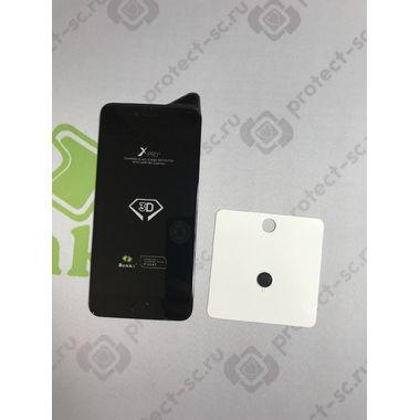 Benks Защитное стекло на iPhone 6 Plus | 6S Plus черная рамка 3D King Kong, фото №5