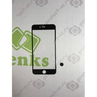 Benks Защитное стекло на iPhone 6 Plus | 6S Plus черная рамка 3D King Kong, фото №6