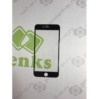 Benks Защитное стекло на iPhone 6 Plus | 6S Plus черная рамка 3D King Kong, фото №7