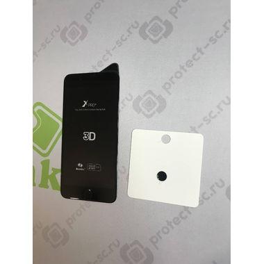 Benks 3D защитное стекло на iPhone 7P/8P - черное XPro, фото №4