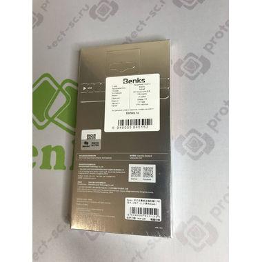 Benks Защитное стекло для iPhone SE 2020/7/8 Черное VPro, фото №29