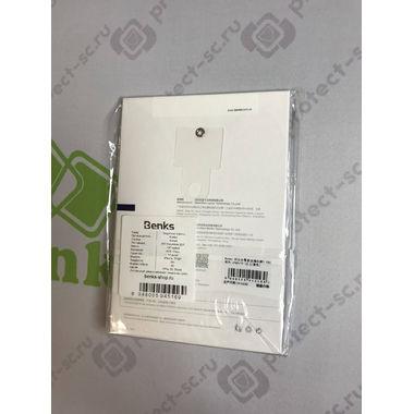 Benks Защитное стекло для iPhone 7P/8P Черное VPro, фото №11