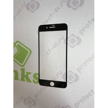 Benks Защитное стекло для iPhone 7P/8P Черное VPro, фото №15