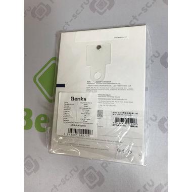 Benks Защитное стекло для iPhone 7P/8P Белое VPro, фото №3