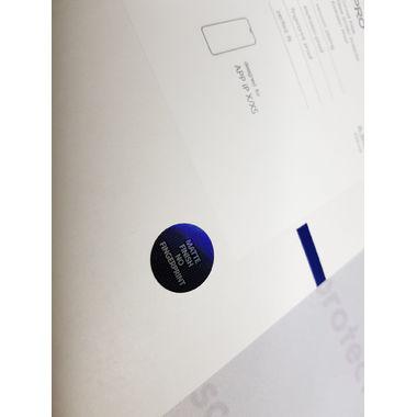 Benks VPro  матовое защитное стекло на iPhone XS/X/11 Pro - 0.3 mm, фото №8