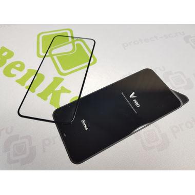 Benks VPro  матовое защитное стекло на iPhone XS/X/11 Pro - 0.3 mm, фото №11