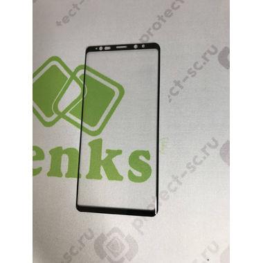 Benks Защитное стекло 3D для Samsung Galaxy Note 9, фото №6