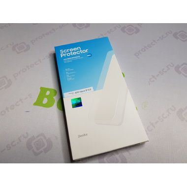 Benks KR Защитное стекло на iPhone XS/X/11 Pro - 0.15 мм Anti Blue Light, фото №2
