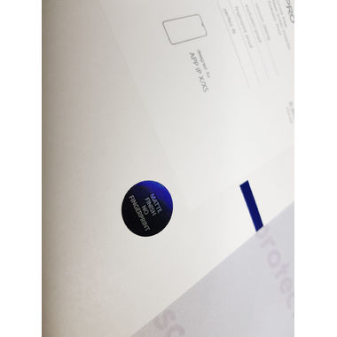Benks VPro защитное стекло на iPhone XS/X/11 Pro, фото №3