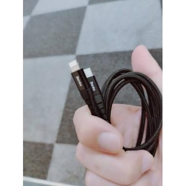 MFI Lightning Type C кабель 120 см. серия M16 3A, фото №7, добавлено пользователем
