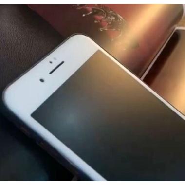 Benks Защитное стекло на iPhone 6 Plus/6S Plus белая рамка 3D King Kong, фото №5, добавлено пользователем
