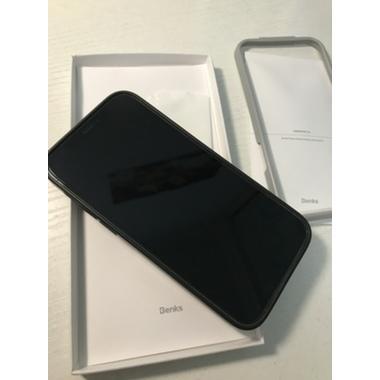 """Приватное (anti-spy) 3D защитное стекло на iPhone 12/12 Pro (6,1"""") Vpro 0,3 мм черная рамка, фото №2, добавлено пользователем"""
