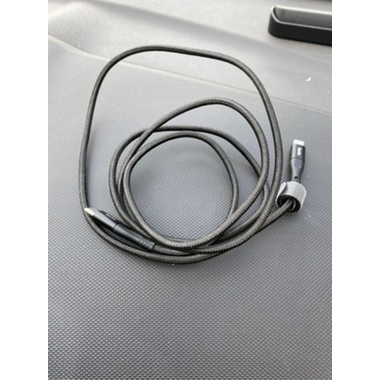 Benks кабель Type C - Lightning - серый, фото №5, добавлено пользователем