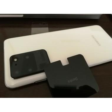 Защитное стекло на камеру для Samsung Galaxy S20 Ultra, фото №3, добавлено пользователем