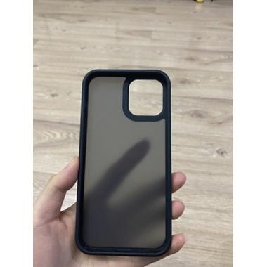 Benks чехол для iPhone 12/12 Pro - M. Smooth черный, фото №5, добавлено пользователем