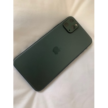 Защитное стекло на камеру iPhone 11 Pro/11 Pro Max, KR (Green) - 2 шт., фото №4, добавлено пользователем