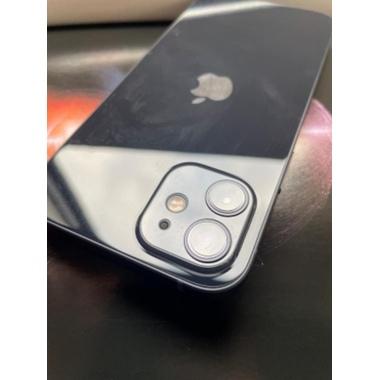 Защитное стекло на камеру для iPhone 12 с черным кантом - 1шт., фото №2, добавлено пользователем