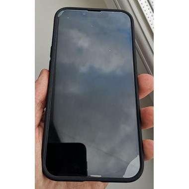 Защитное  стекло на iPhone 13/13Pro OKR - 0.3 мм.  2.5D скругление, фото №2, добавлено пользователем