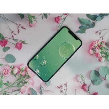 Защитное стекло iPhone 12 Pro Max 3D Vpro (green light) 0,3 мм черная рамка, фото №3, добавлено пользователем