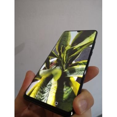 Защитное стекло для Huawei P30, Vpro 0,3 мм - черная рамка, фото №7, добавлено пользователем