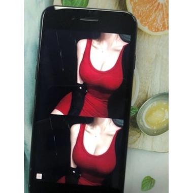Benks защитное стекло на iPhone 7 Plus - черное OKR PRO, фото №2, добавлено пользователем