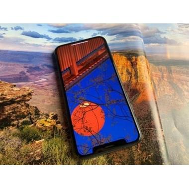 Benks VPro защитное стекло на iPhone Xs Max/11 Pro Max Anti Blue Light, фото №4, добавлено пользователем