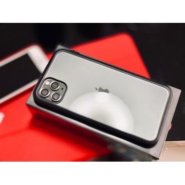 Сапфировое защитное стекло на камеру iPhone 11 Pro/11 Pro Max, мет. рамка DR (Silver) - 1шт., фото №3, добавлено пользователем