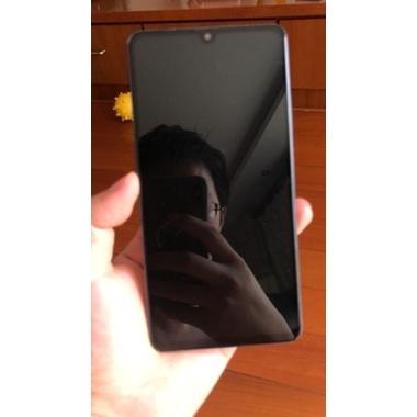 Защитное стекло для Huawei Mate 20, Vpro 0,3 мм - черная рамка, фото №6, добавлено пользователем