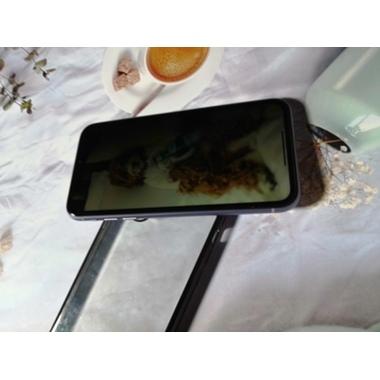 Защитное стекло антишпион для iPhone Xr/11 (Anti-Spy), фото №12, добавлено пользователем