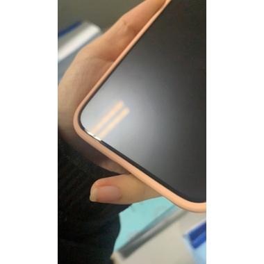 """Матовое защитное стекло 3D на iPhone 12/12 Pro (6,1"""") Vpro 0,3 мм черная рамка, фото №5, добавлено пользователем"""