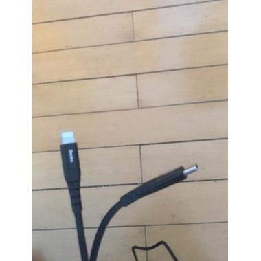Type C - Lightning MFI кабель черный 0,25 м - M11, фото №2, добавлено пользователем