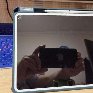 Защитное стекло для Huawei MatePad Pro 10,8, серия OKR 0,3 мм - прозрачное, фото №3, добавлено пользователем
