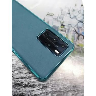 Защитное стекло для Huawei P40 Pro на камеру 2шт., серия KR, фото №11, добавлено пользователем