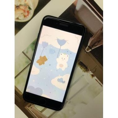 Benks Защитное стекло для iPhone 7Plus - черное 3D XPRO 0,23мм, фото №7, добавлено пользователем
