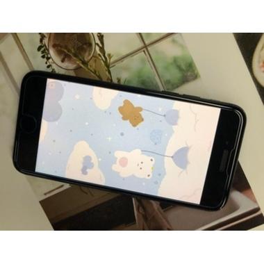 Benks Защитное стекло для iPhone 7Plus - черное 3D XPRO 0,23мм, фото №6, добавлено пользователем