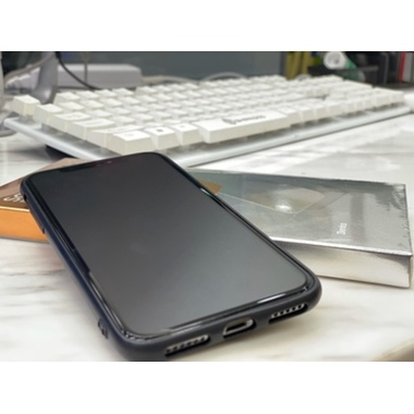 Benks VPro  матовое защитное стекло на iPhone XS/X/11 Pro - 0.3 mm, фото №3, добавлено пользователем