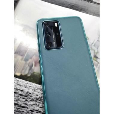 Защитное стекло для Huawei P40 Pro на камеру 2шт., серия KR, фото №10, добавлено пользователем
