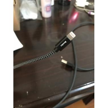 Benks кабель Type C - Lightning - серый, фото №3, добавлено пользователем