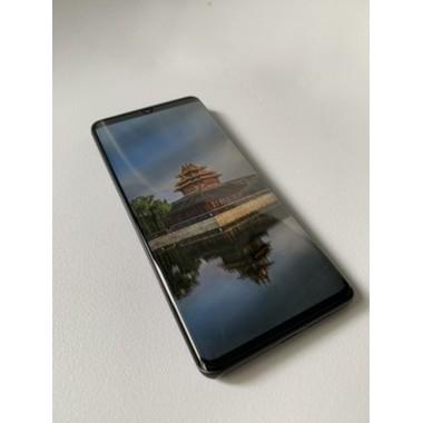 Защитное стекло для Huawei P30, Vpro 0,3 мм - черная рамка, фото №5, добавлено пользователем