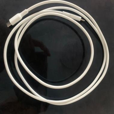 Benks Type C - Lightning кабель белого цвета MFI - 120 см, фото №3, добавлено пользователем
