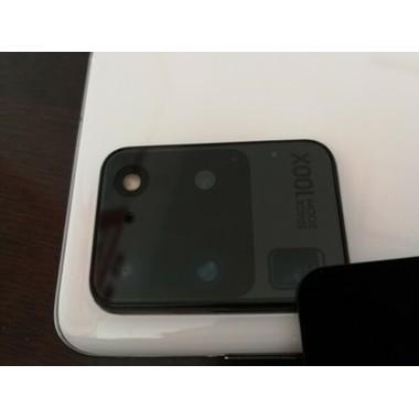 Защитное стекло на камеру для Samsung Galaxy S20 Ultra, фото №2, добавлено пользователем