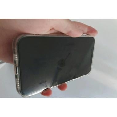 Защитное стекло на iPhone 12Pro/12 KR - 0.15 мм.  2.5D скругление, фото №2, добавлено пользователем