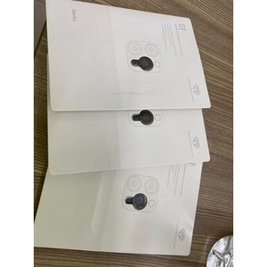 Сапфировое защитное стекло на камеру iPhone 11 Pro/11 Pro Max,  мет. рамка DR (Gray) - 1шт., фото №3, добавлено пользователем