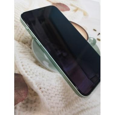 """Приватное (anti-spy) 3D защитное стекло на iPhone 12/12 Pro (6,1"""") Vpro 0,3 мм черная рамка, фото №21, добавлено пользователем"""